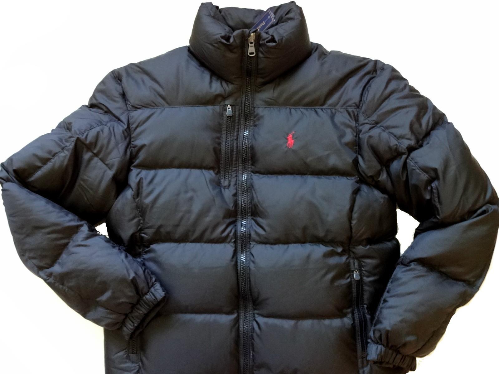 acquistare Doudoune-Manteau Ralph Lauren D546Y985YU4 Hommes Hiver Noir  Ralph Lauren - Ora disponibile on-line per Italia d61e32fb439