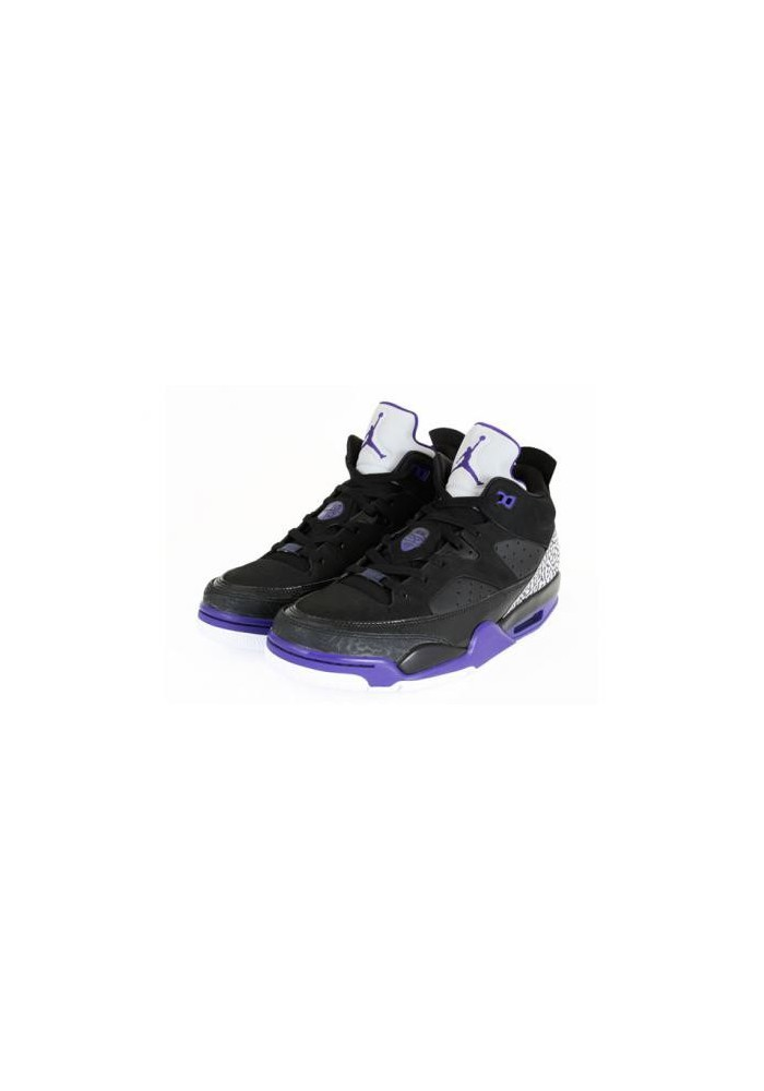 Nike Air Jordan Son Of Mars Low Black Purples 580603-008
