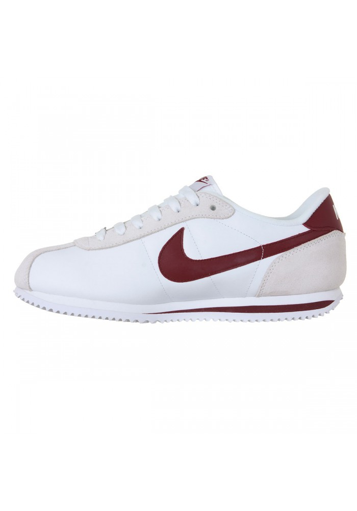 huge discount 726d0 024e2 acquistare Chaussures Nike Cortez Cuir 316418-109 Hommes Running ...