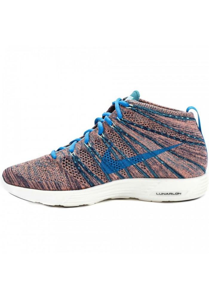 quality design a3a97 31edf acquistare Basket Nike Lunar Flyknit Chukka 554969-443 Hommes scarpe ...