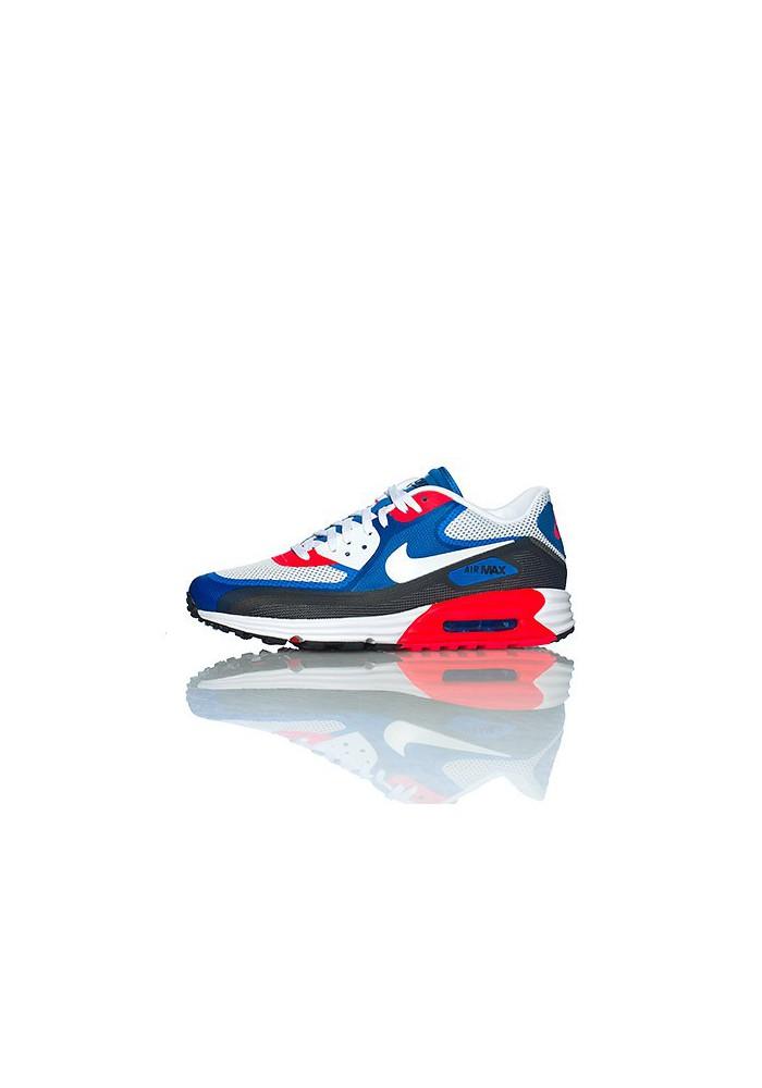 air max 90 bleu et rouge