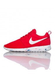 Chaussures Hommes Nike Rosherun Rouge (Ref : 669985-600) Running