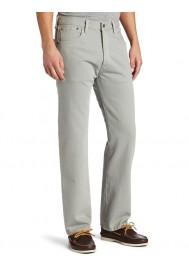 Levi's 501 Original Button Fly Jeans Gris 501-1213 Hommes