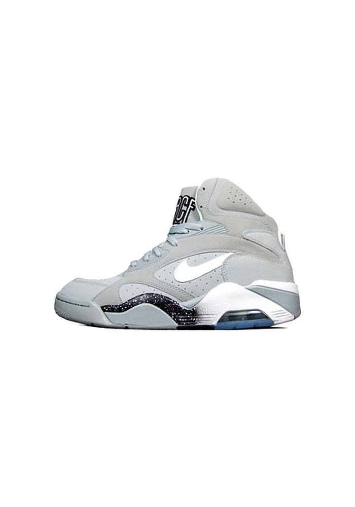 check-out 384d3 84b66 Nike Air Force 180 Mid (Ref: 537330-010) Basket Homme