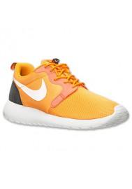 Chaussures Hommes Nike Rosherun Hyp Orange (Ref : 636220-800) Running