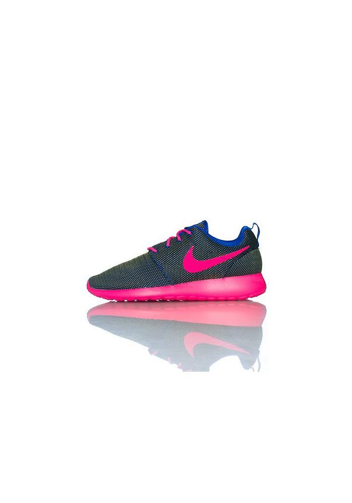 sélection premium 710fd 23960 Chaussures Femmes Nike Rosherun Bleu (Ref : 511882-467) Running