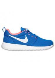 Nike Roshe run Bleu (Ref: 511881-402) Chaussures Hommes Running